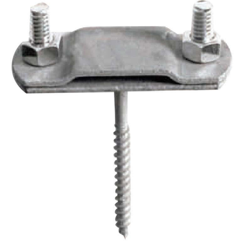 GALVANISED WALL CLAMPS