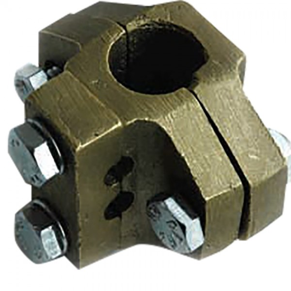 U TYPE GROUNDING ROD CLAMP 2